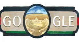جوجل يحتفل بعيد الأستقلال الأردنى ال70