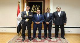 فودافون مصر  توقع لإنشاء وتشغيل شبكات الجيل الرابع للتليفون المحمول والتليفون الثابت الافتراضي