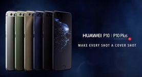 هواوي P10 وP10 Plus هواتف استثنائية تجمع بين التكنولوجيا والفن والموضة