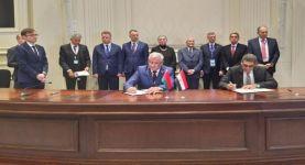 """""""راية القابضة"""" توقع اتفاقية تعاون مشتركة مع شركة بيلاز البيلاروسيا المتخصصة في صناعة شاحنات التعدين ومعدات الطرق والبناء."""