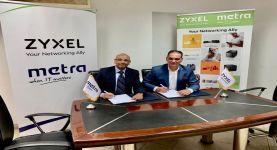 """شراكة بين زايكسل و مترا"""" لطرح مجموعة متكاملة من حلول البنية التحتية لتطوير الشبكات اللاسلكية بسرعات غير مسبوقة داخل السوق المصري"""