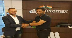 """"""" KMG """" تطلق  شراكة استراتيجية مع"""" مايكروماكس""""  الهنديه لاطلاق احدث هواتفها المحمولة فى مصر"""