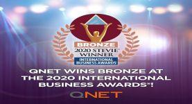 كيونت تحصل على الميدالية البرونزية في 2020 International Business Awards®️ لدورها الرائد في نشر الوعي عبر وسائل التواصل الاجتماعي حول فيروس كورونا
