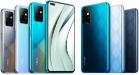 Infinix تختتم 2020 بأقوى هاتفين في سلسلة Note