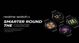 realme تطلق ساعتها الذكية realme Watch S رسمياً في السوق المصري