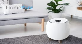 كيونت تطلق جهاز تنقية الهواء HomePure Zayn للقضاء على مسببات الأمراض الصدرية