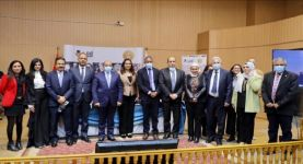 """وزير التنمية المحلية يطلق منصة """"أيادي مصر"""" بالتعاون مع """"إي أسواق مصر"""" و""""برنامج الأغذية العالمى"""