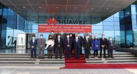*هواوي تكنولوجيز تتعاون مع الأكاديمية العربية للعلوم والتكنولوجيا لإنشاء أكاديمية لتكنولوجيا المعلومات