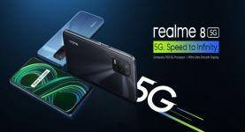 ريلمي تُطلق realme 8 5G، أولى هواتفها الذكية بتكنولوجيا اتصالات الجيل الخامس 5G في مصر