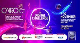 معرض القاهرة الدولي للتكنولوجيا Cairo ICT يعلن انطلاق دورته الـ 25 في الفترة من 7 إلى 10 نوفمبر 2021